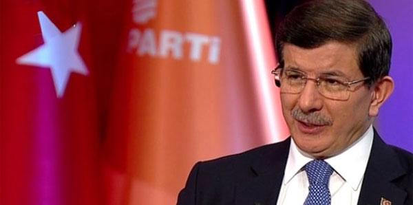 Davutoğlu 48 kanalda yayınlanan canlı yayında konuştu!