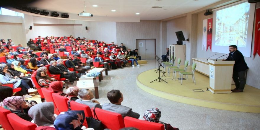 55'inci Kütüphane Haftası Etkinlikleri Başladı