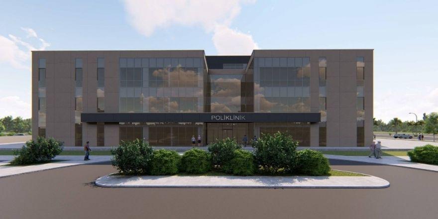 Güney Seyhan Devlet Hastanesinin İhalesi Yapıldı