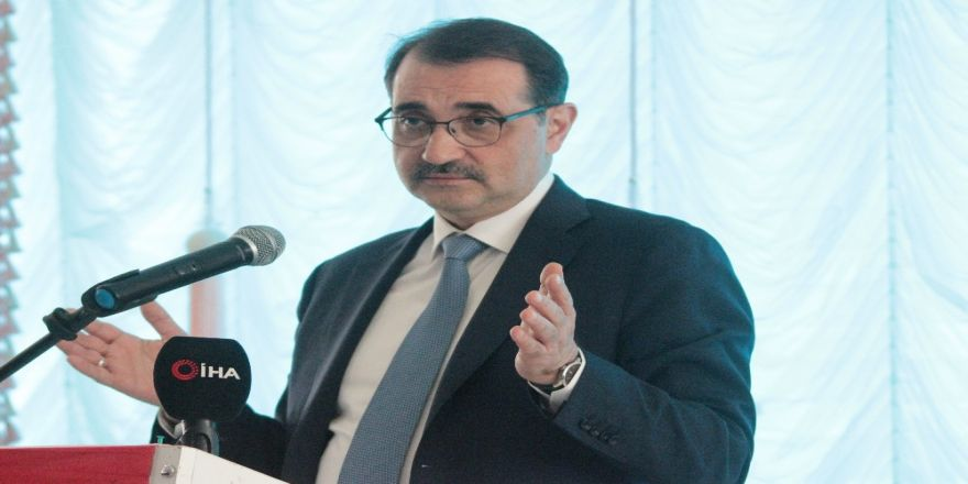 """Enerji Bakanı Dönmez: """"Karadeniz'de De Petrol Ve Doğalgaz Aramalarımızı Yoğunlaştıracağız"""""""