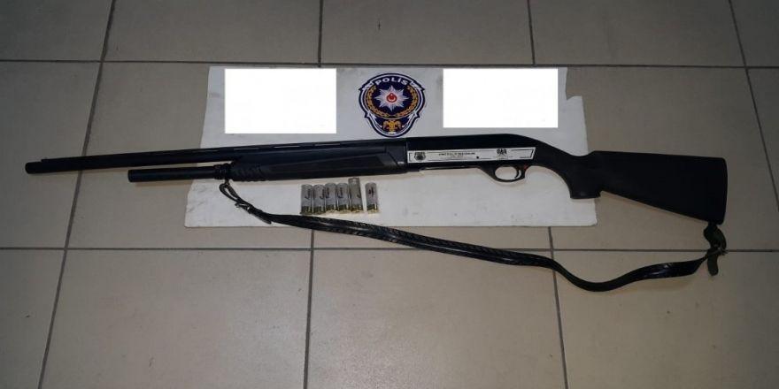 Malatya'da Silahla Havaya Ateş Eden Kişi Yakalandı