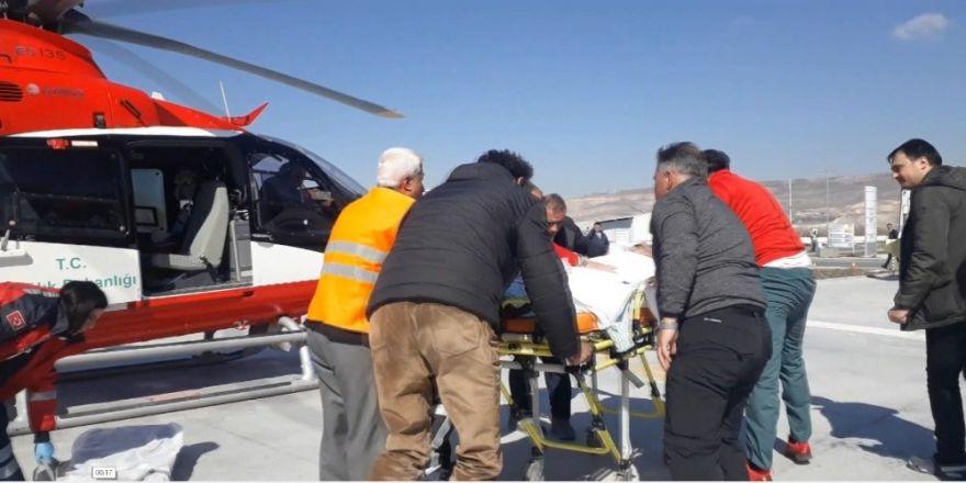 Kalp Hastası Kayseri Şehir Hastanesinde Tedavi Oldu