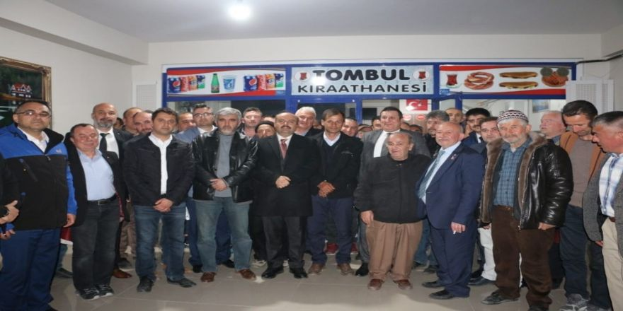 Ak Parti Bolu Belediye Başkan Adayı Fatih Metin