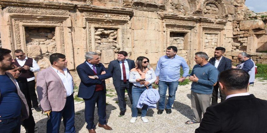 Geniş Kapsamlı Turizm Toplantısı Yapıldı
