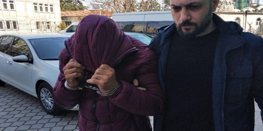 Esrarla Yakalanan Zanlı Tutuklandı
