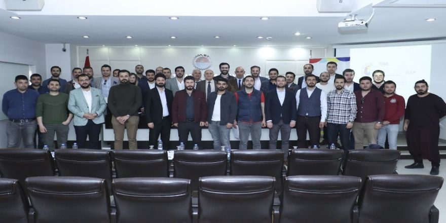 Mersinli Genç Girişimciler, Tanışma Toplantısında Buluştu
