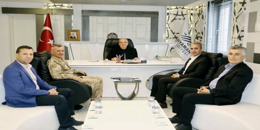 Kurum Müdürleri Başkan Kutlu İle Bir Araya Geldi