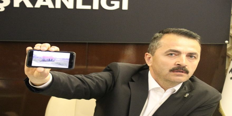 Nurettin Doğanay, Chp Adayının Konteyner Seçim Ofisini Eleştirdi