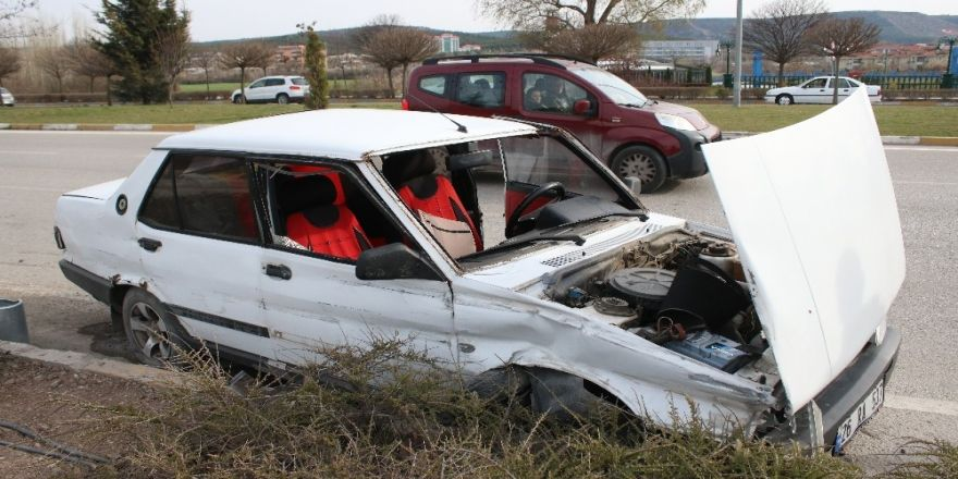 Kaza Yapan Alkollü Sürücüden İlginç Savunma: