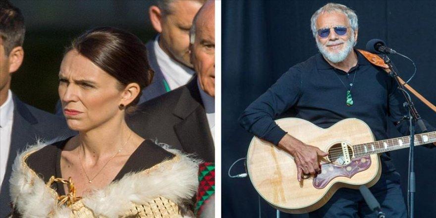 Yeni Zelanda'da terör kurbanları 'Ulusal Tören'le anıldı
