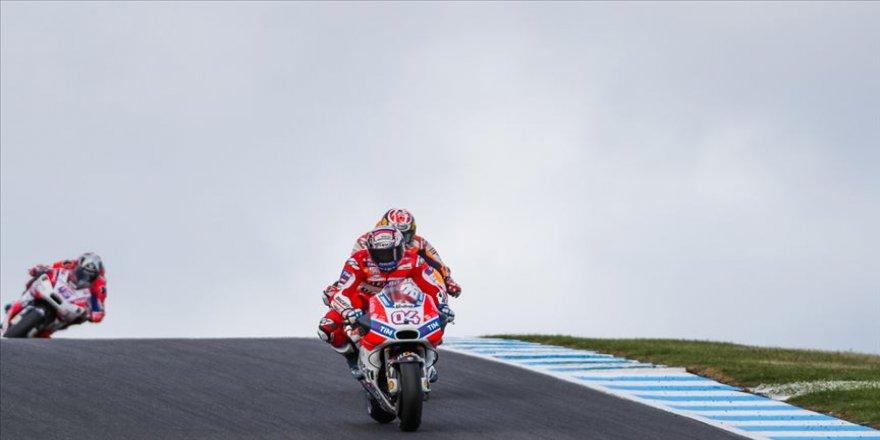 MotoGP'de heyecan Arjantin'de sürecek