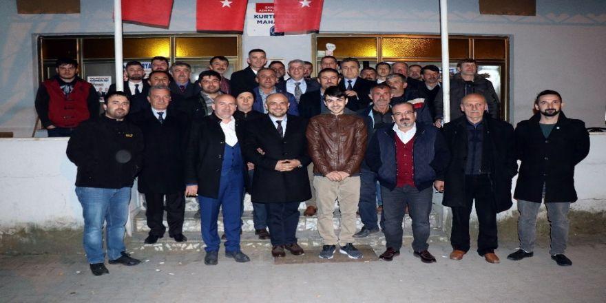 """Aydoğan Arslan: """"Örnek Bir Adapazarı Hayalimizi Birlikte Başaracağız"""""""