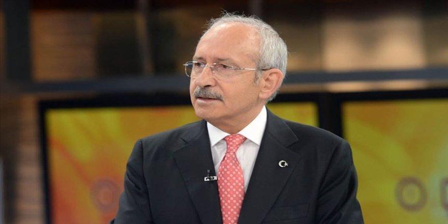 CHP Genel Başkanı Kılıçdaroğlu: Seçimi hepimiz soğukkanlılıkla geçirmek zorundayız
