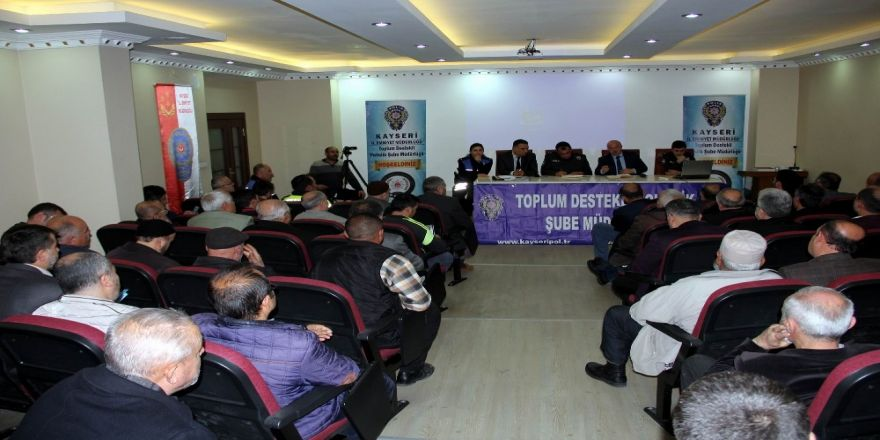 'Huzur Toplantısı' Yapıldı