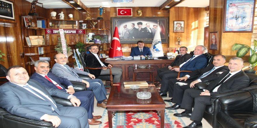 Ttk Genel Müdürü Eroğlu, Gmis'i Ziyaret Etti