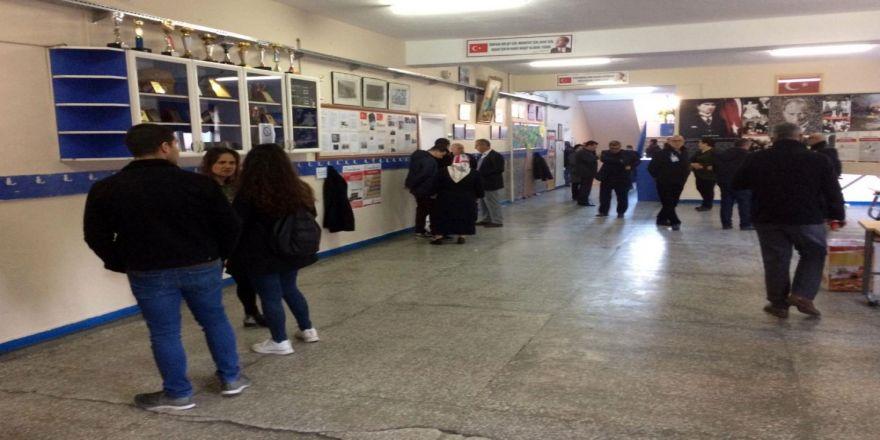 Kırklareli'de Oy Kullanma İşlemi Başladı