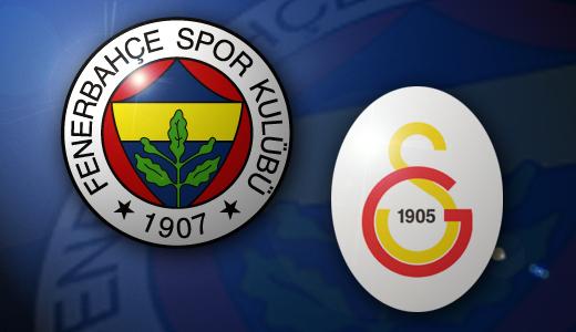 Fenerbahçe, Galatasaray'la 1 er Puana Razı Oldu
