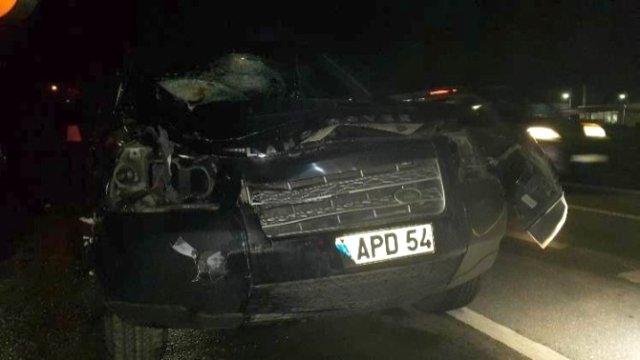 Kazada Parçalanarak Hayatını Kaybetti