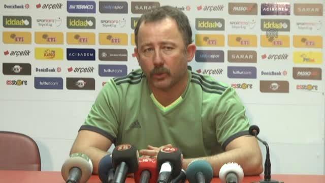 İşte Sivasspor'un yeni teknik direktörü!