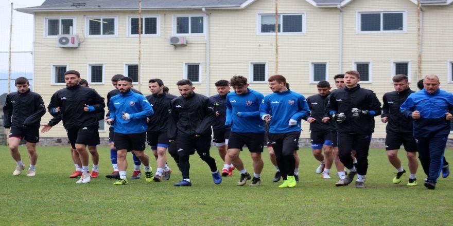 Karabükspor'da Adanaspor Maçı Hazırlıkları Tamamlandı