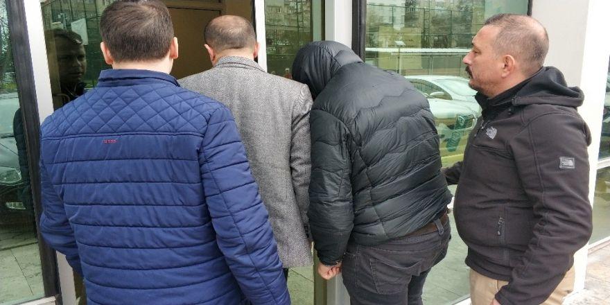 Samsun'da Uyuşturucu Ticaretine 4 Tutuklama