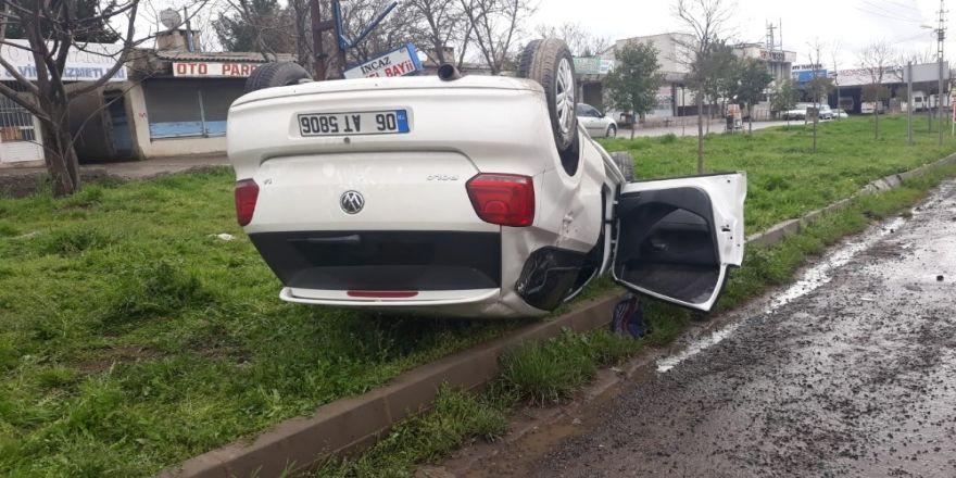 Siverek'te 2 Ayrı Trafik Kazasında 4 Kişi Yaralandı