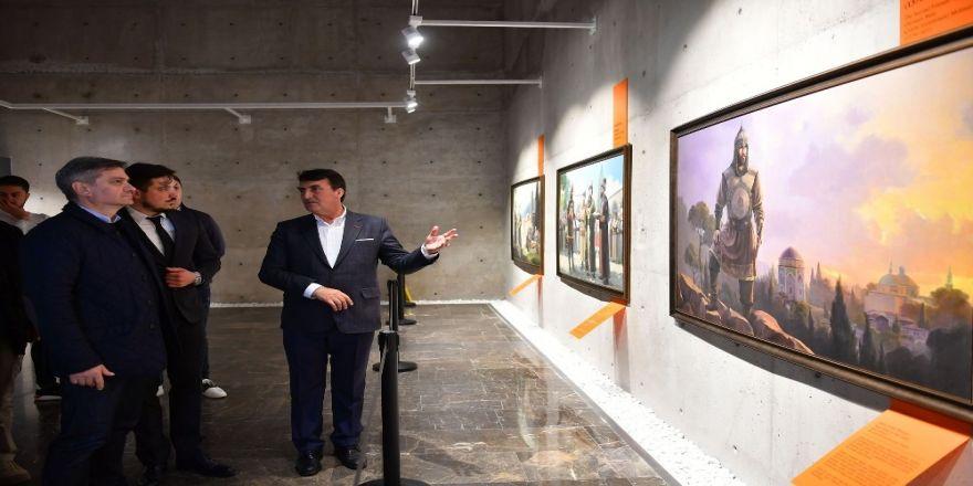 Bosna Hersek Başbakanı Zvizdiç Fetih Müzesi'ni Ziyaret Etti