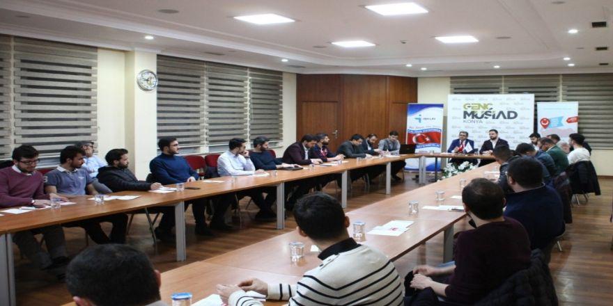 İstihdam Seferberliği Bilgilendirme Toplantısı Düzenlendi