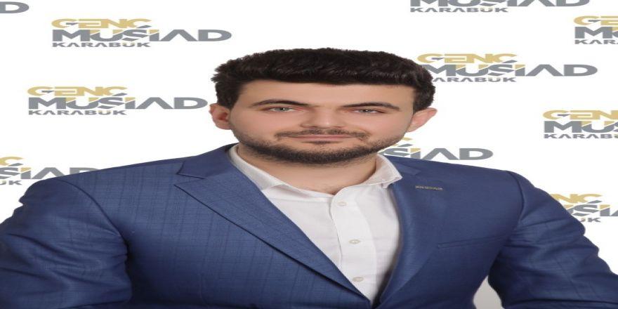 Genç Müsiad Karabük Şubesi Birinci Yılını Doldurdu