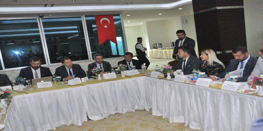 Şırnak'ta Askom Toplantısı Yapıldı