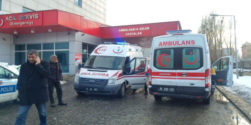 Ağrı'da Trafik Kazası: 1 Ölü, 6 Yaralı