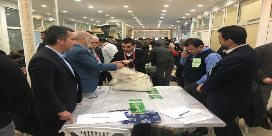 Şişli İlçe Seçim Kurulunda Geçersiz Oyların Sayımı Sürüyor
