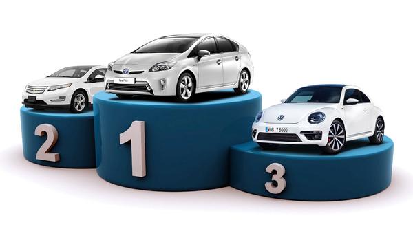 Toyota, Volkswagen'in Elinden Tahtı Aldı