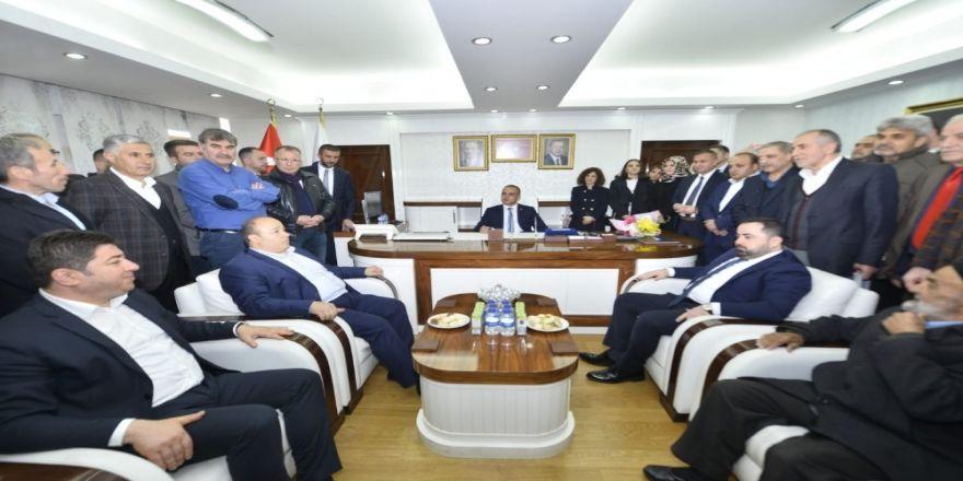 """Kibar: """"Fatsamızı İstişare Kültürüyle Yöneteceğiz"""""""