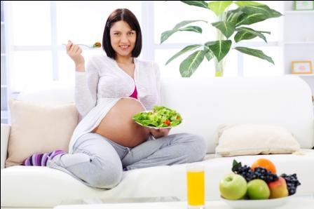 Hamilelikte faydalı ve zararlı besinler