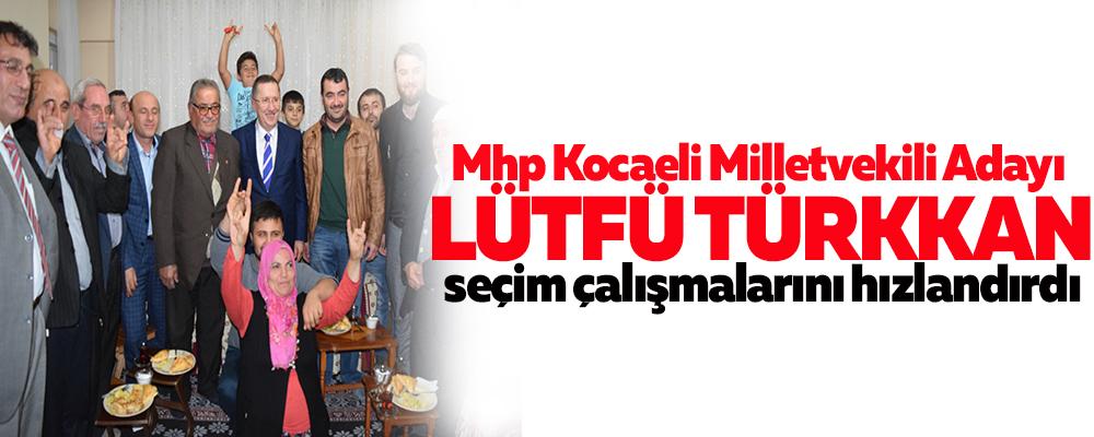 Türkkan çalışmalarını hızlandırdı
