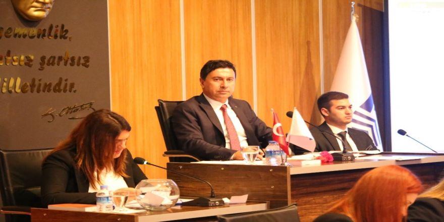 Bodrum Belediye Meclisi Seçimin Ardından İlk Toplantısını Yaptı