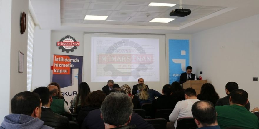 Mimarsinan Osb'de İstihdam Seferberliği Bilgilendirme Toplantısı Yapıldı