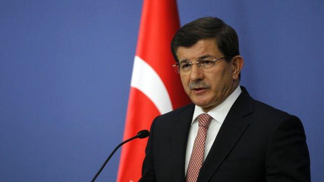 Başbakan Davutoğlu: Kayyum Atanması Siyasi Değil Hukuki Bir Süreç