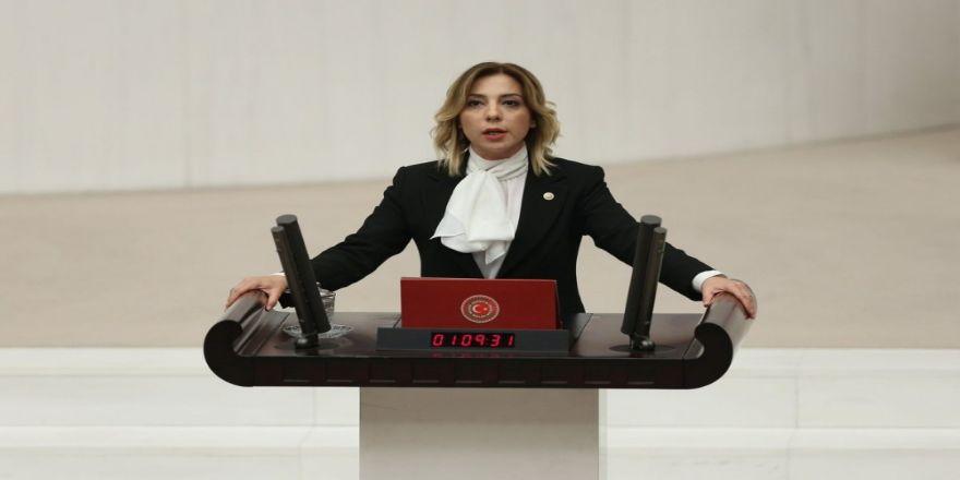 """Milletvekili Gökcan: """"Kesilen Ağaçların Yerine 120 Ağaç Dikilecek"""""""