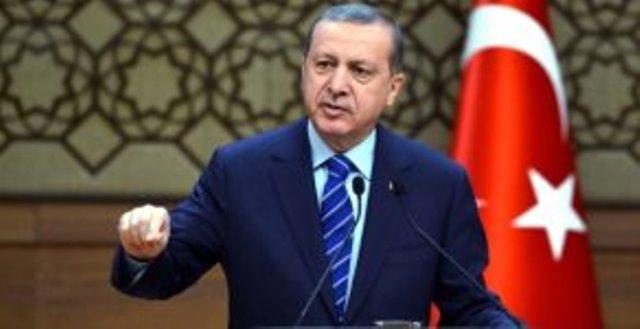 Cumhurbaşkanı Erdoğan'dan PYD'ye Gözdağı