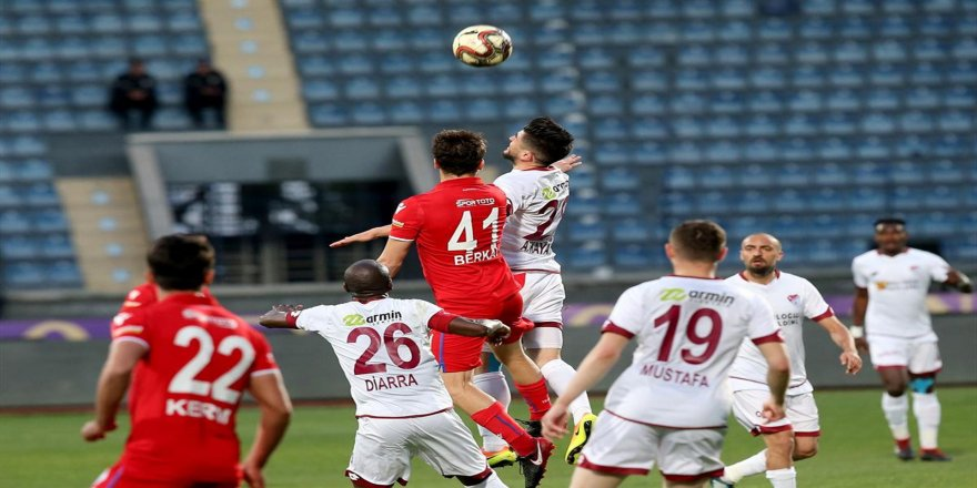 Spor Toto 1. Lig: Birevim Elazığspor: 2 - Altınordu: 1