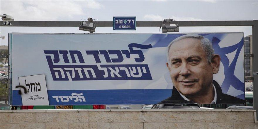 İsrail sandık başında