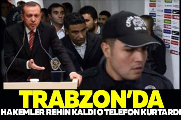 Rehin Hakemleri Avni Aker'den Telefon Kurtardı