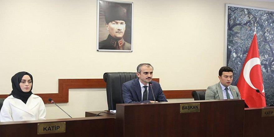 Çayırova'da ilk meclis
