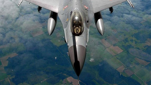 """Savaş Uçaklarına """"Yerli Göz"""" Geliyor"""