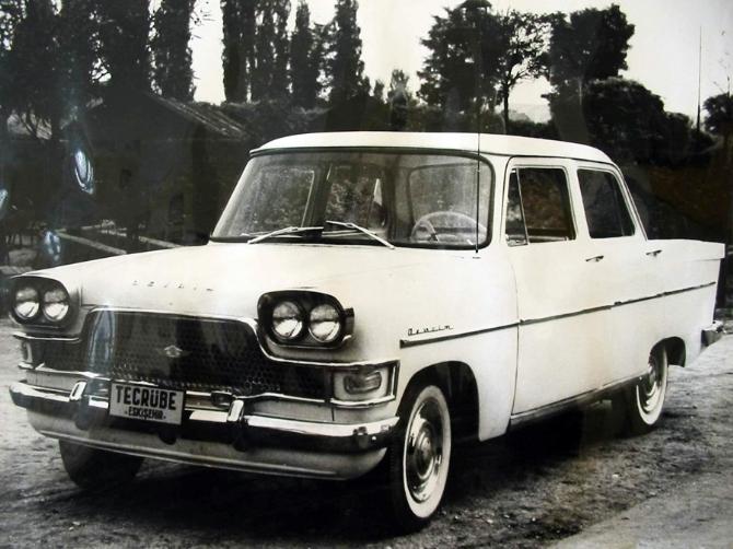Türkiye'nin ilk yerli otomobili bakın kaç yaşında