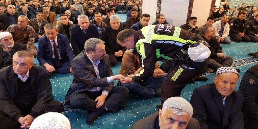 Şehit Polisler İçin Mevlid Okutuldu