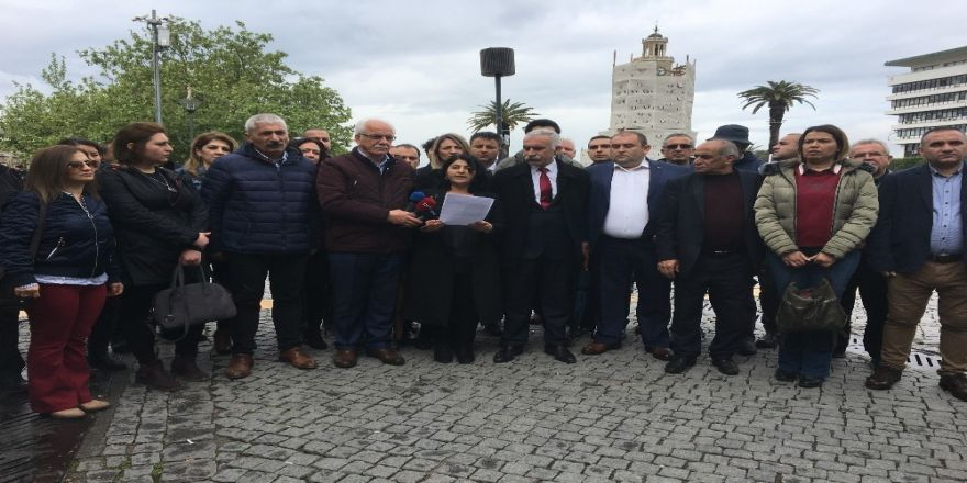 CHP İzmir'den YSK'ya çağrı