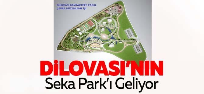 Dilovası'nın Seka Parkı Geliyor